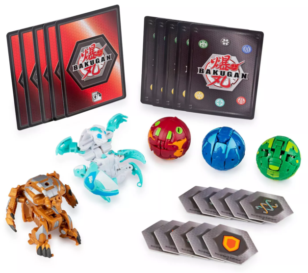 Bakugan: Battle Planet - Battle Pack (Aurelus Lupitheon & Haos Vicerox)