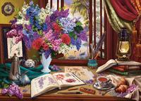 Holdson: 1000 Piece Jigsaw Puzzle Collection - Window Wonderland (Set of 4)
