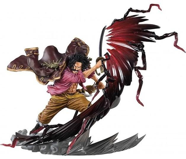 One Piece: Gol D. Roger (Kamusari) - Figuarts Zero Figure