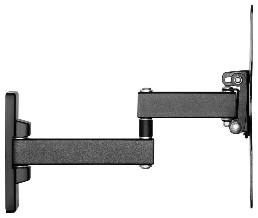 "Goobay: Small Basic Full Motion TV Wall Mount - Dual-Arm (23""-42"") image"