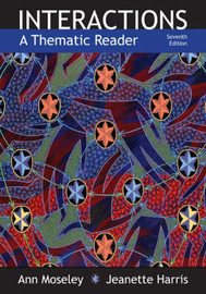 Interactions: A Thematic Reader: Student Text by Ann Moseley image