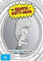 Beavis and Butthead Collectors Edition  on DVD