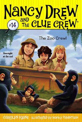 The Zoo Crew by Carolyn Keene