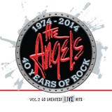 40 Years of Rock: Vol 2 - Live by The Angels