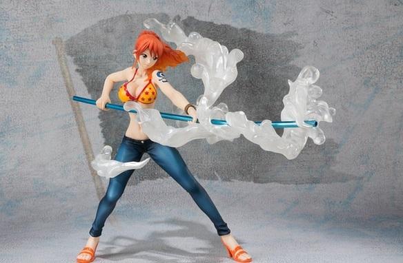 One Piece - S.H.Figuarts - ZERO Nami Milky Ball Ver image