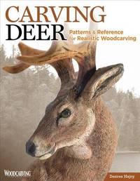 Carving Deer by Desiree Hajny