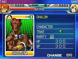 SNK vs. Capcom Card Fighters for Nintendo DS image