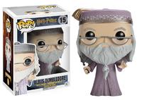 Harry Potter - Dumbledore (Wand) Pop! Vinyl Figure image