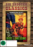 Ride Lonesome DVD