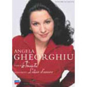 La Traviata / L'Elisir d'amore... The Art of Angela Gheorghiu (2 Disc Set) on DVD