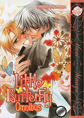 Little Butterfly: Omnibus Edition (Yaoi) by Hinako Takanaga