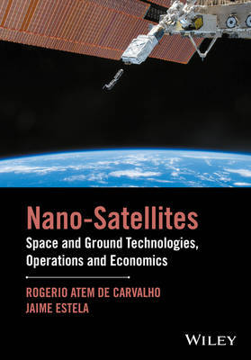 Nano-satellites by Rogerio Atem de Carvalho