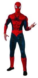 Marvel Spider-Man Costume - SIZE STD