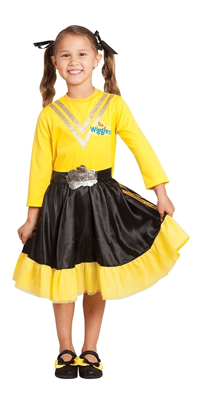 Emma Wiggle Deluxe Costume - Size 3-5