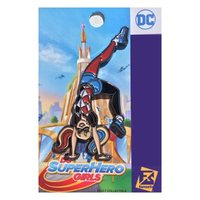 DC Superhero Girls - Harley Quinn Pin image