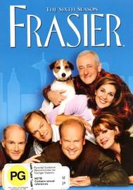 Frasier - Season 6 on DVD image
