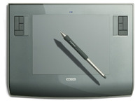 Wacom Intuos3 6x8 USB Tablet with Pen