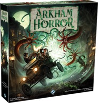 Arkham Horror: Third Edition - Board Game