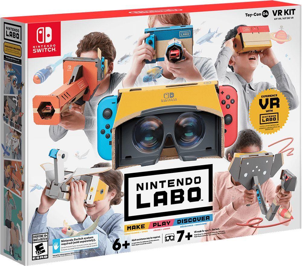 Nintendo Labo: VR Kit Complete for Switch image