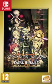 Sword Art Online: Fatal Bullet Complete Edition for Switch