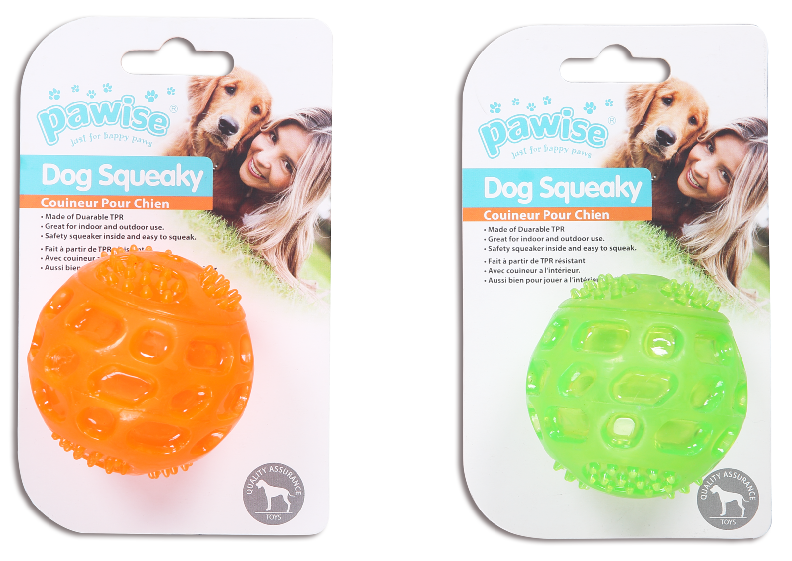 Pawise: Squeaky Ball - 5.5 cm image