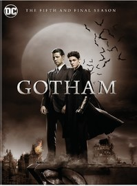Gotham: The Fifth and Final Season on DVD