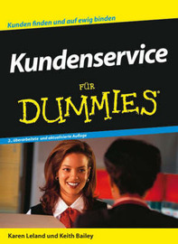 Kundenservice fur Dummies by Karen Leland image