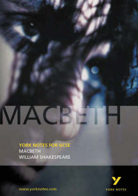 "York Notes on ""Macbeth"" by William Shakespeare by James Sale image"