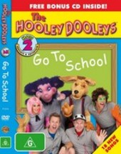 Hooley Dooleys, The - How 2 Go To School (DVD And CD) on DVD