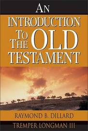 An Introduction to the Old Testament by Raymond Dillard image