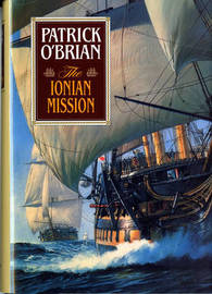 The Ionian Mission by Patrick O'Brian image