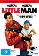 Little Man - The 'Loaded With Extra Crap' Edition on DVD