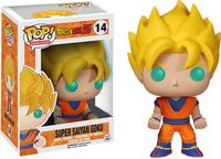 Dragon Ball Z Glow-in-the-Dark Super Saiyan Goku Pop! Vinyl Figure