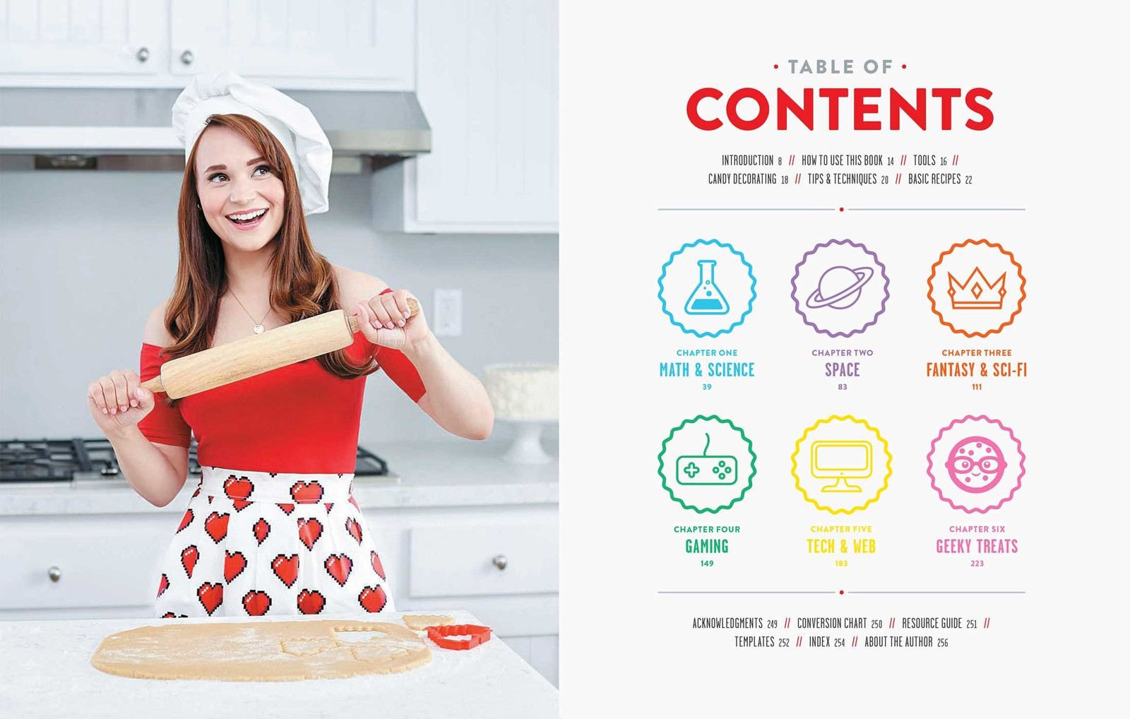 The Nerdy Nummies Cookbook image