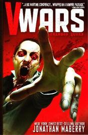 V-Wars Volume 1 Crimson Queen by Jonathan Maberry