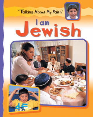 I am Jewish by Cath Senker