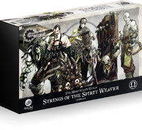 Guild Ball: The Mortician's Guild: Strings of the Spirit Weaver