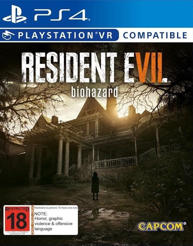Resident Evil 7: Biohazard for PS4 image
