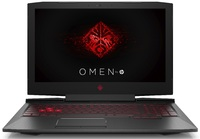 "OMEN 15-ce055TX 15.6"" Gaming Laptop, Intel Core i7-7700HQ, 16GB RAM, NVIDIA GTX 1050 TI 4GB"