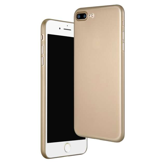 Kase Go Original iPhone 7 Plus Slim Case - Gold Digger