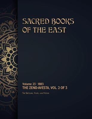 The Zend-Avesta by Max Muller