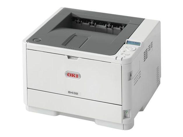 OKI B432DN A4 40ppm Mono LED Printer