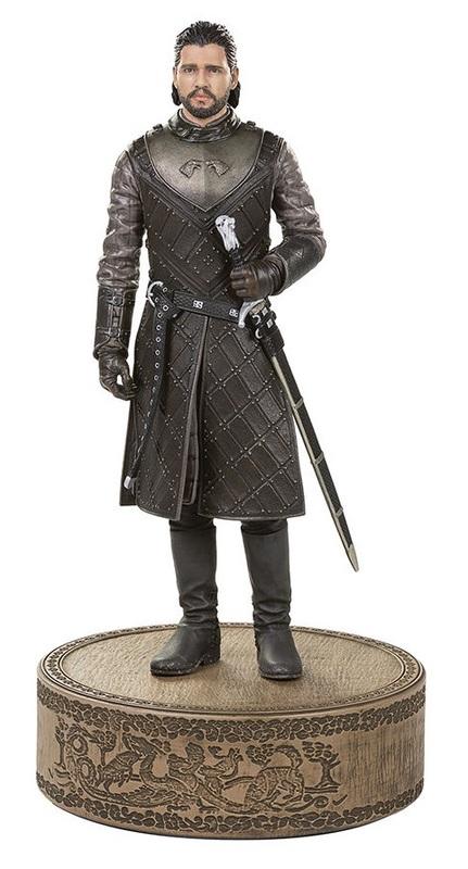 "Game of Thrones: Jon Snow (S8) - 10"" Statuette"