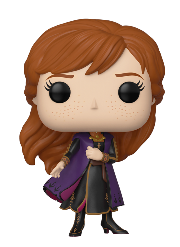 Frozen 2: Anna - Pop! Vinyl Figure