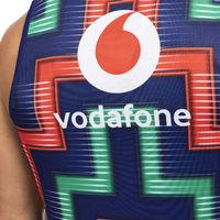 Vodafone Warriors Vapodri Training Singlet (L) image