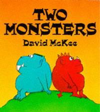 Two Monsters by David McKee image