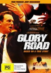 Glory Road on DVD