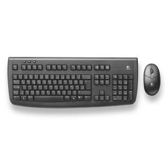 Logitech Deluxe 650 Cordless Desktop (OEM)