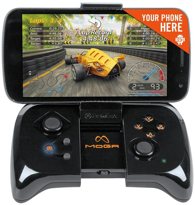 MOGA Android Mobile Pocket Gaming Controller | at Mighty Ape NZ