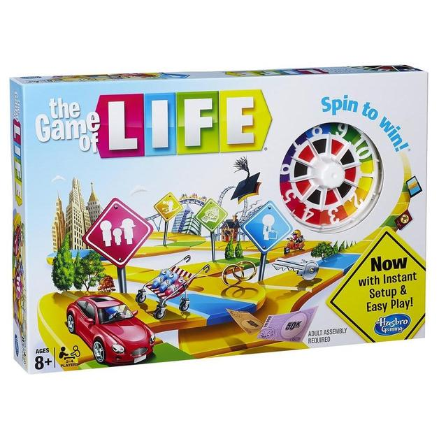 The Game of Life | Toy | at Mighty Ape NZ
